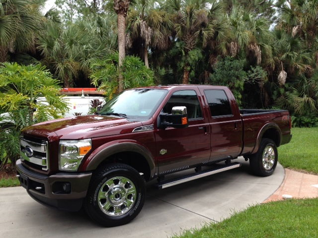 King F550 Beast Ranch Ford