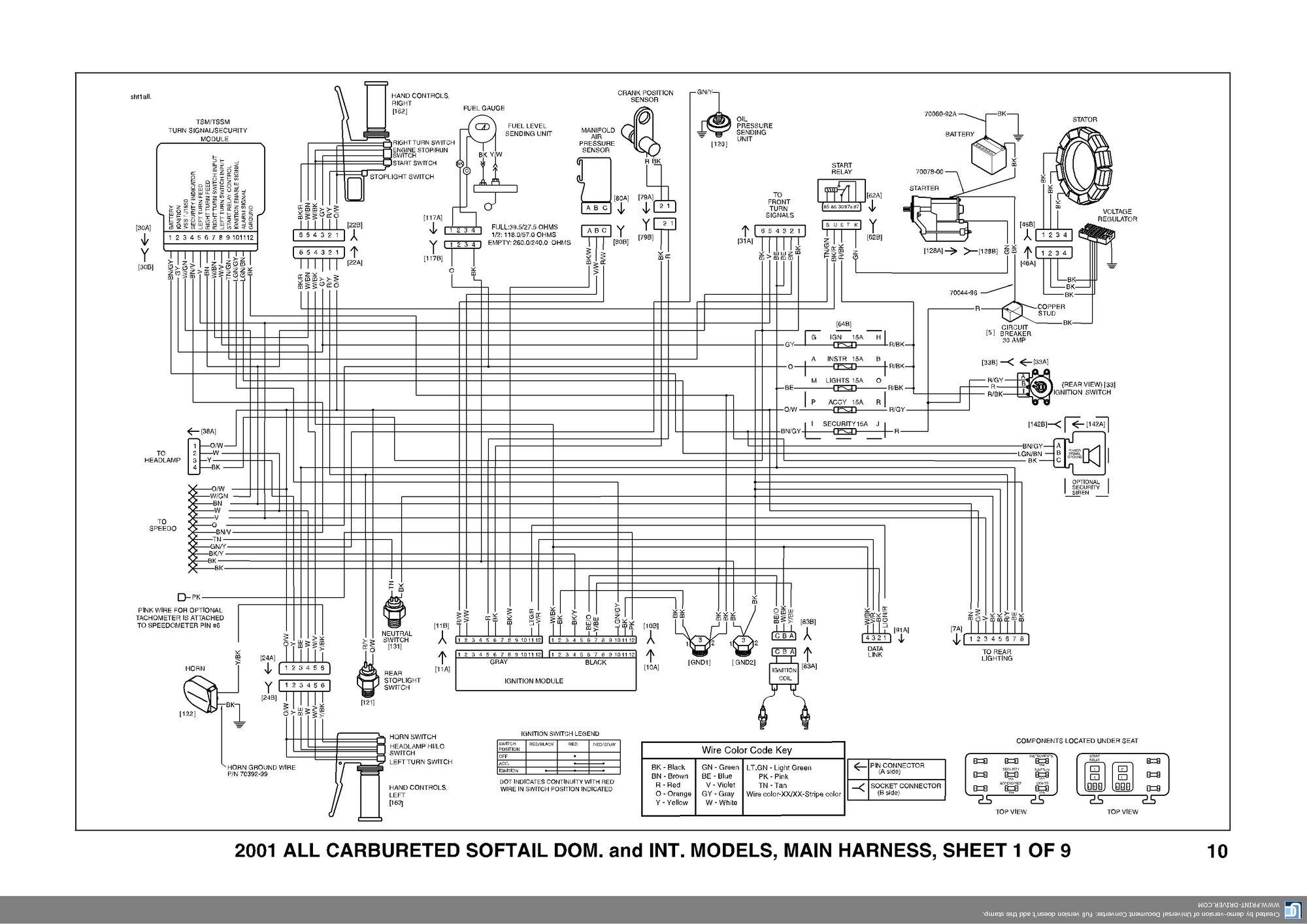 1987 Bmw 325i Engine Fuel System Ignition Switch