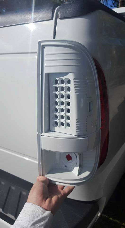 F350 Led Fender Lights