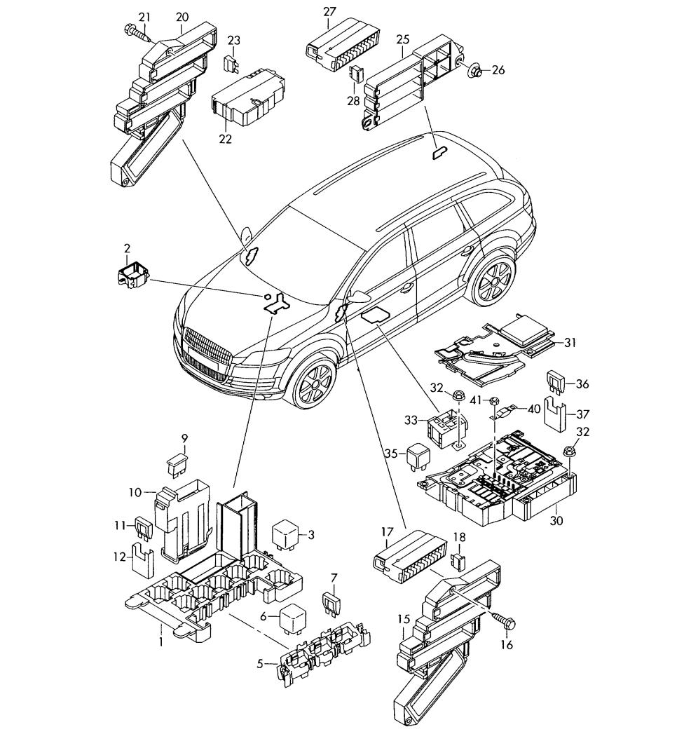 Audi q7 wiring schematic audi wiring diagram instructions