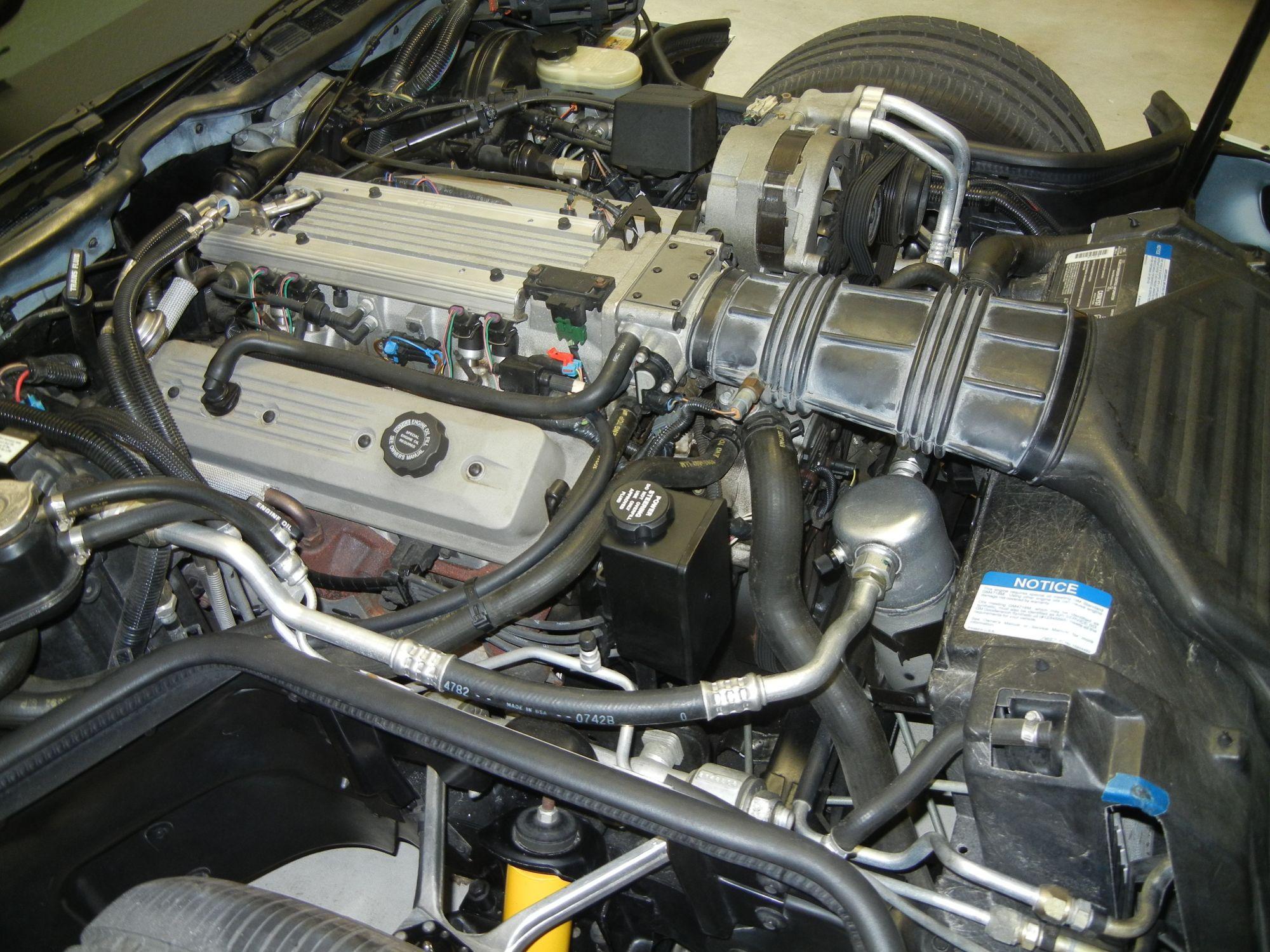 2000 4 6 Intake Manifold Gasket