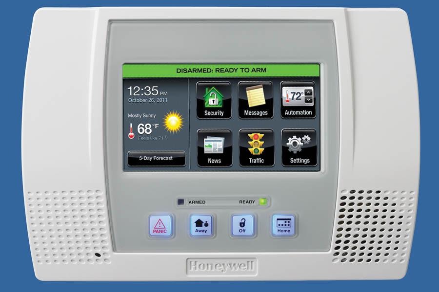Z Wireless Security System Wave