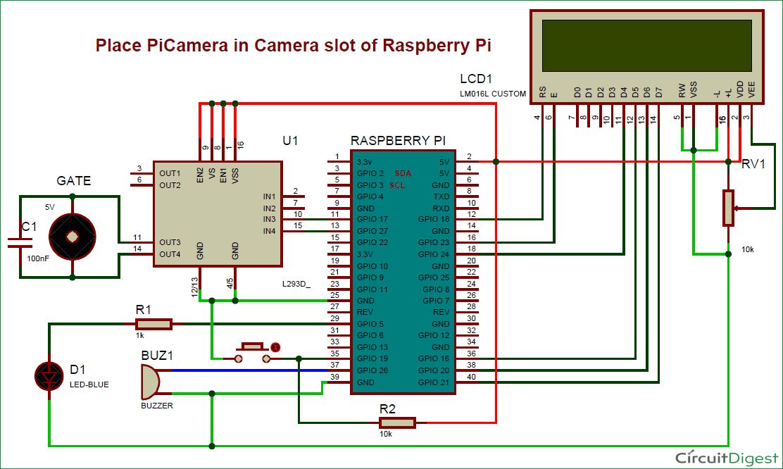 Ip Security Camera Wiring Diagram