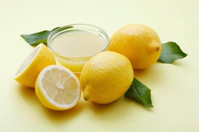 Les Bienfaits Du Citron Citron Detox Jus De Citron