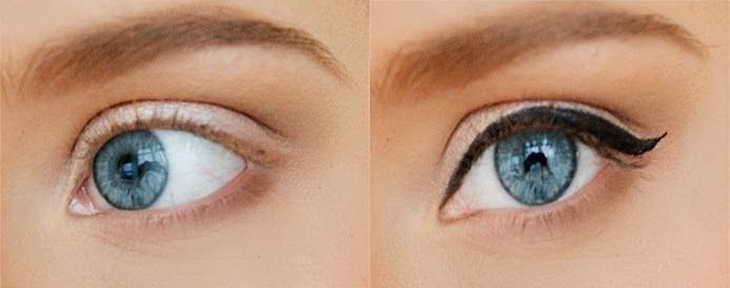 छाया वीडियो के साथ आंखों को कैसे चित्रित करें
