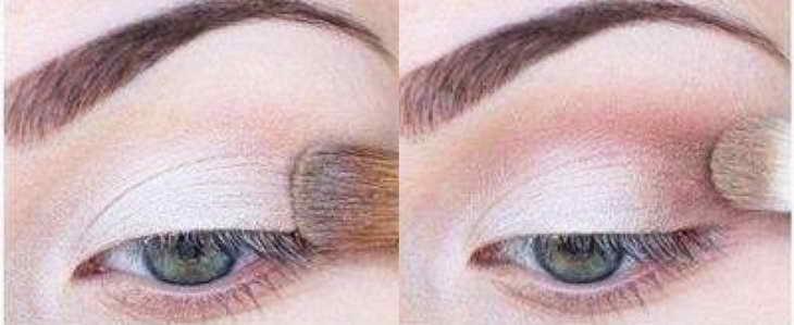 विभिन्न आंखों के आकार के साथ कैसे पेंट करें