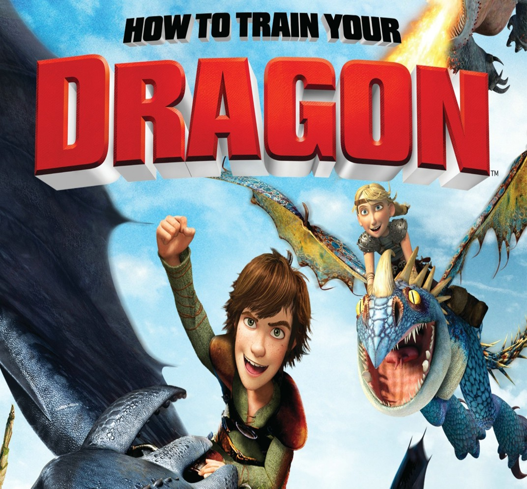 """See """"How to Train Your Dragon"""" Saturday at Wolf Pen Creek ..."""