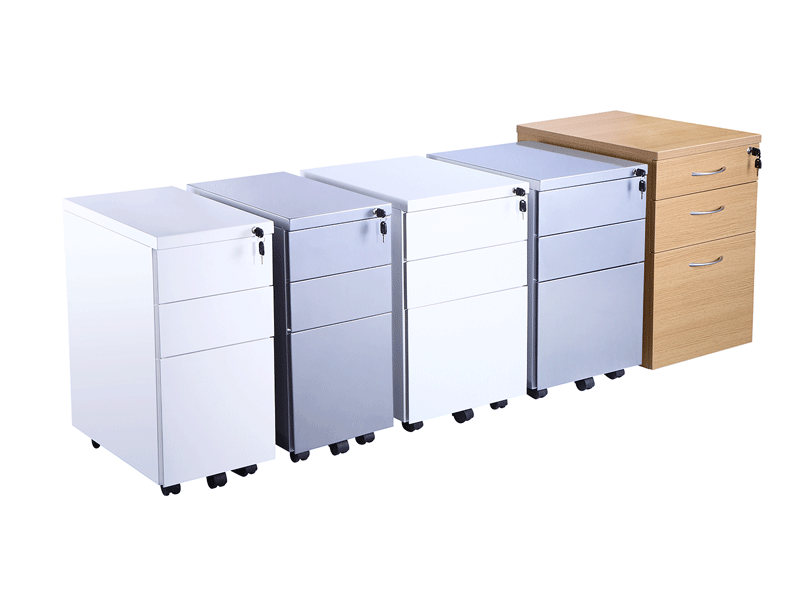 White Chester Drawers Furniture