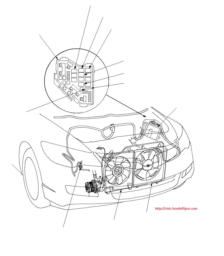 Honda jazz 1 4 cvt making fortable 94 honda accord engine diagram a c pressure sensorradiator