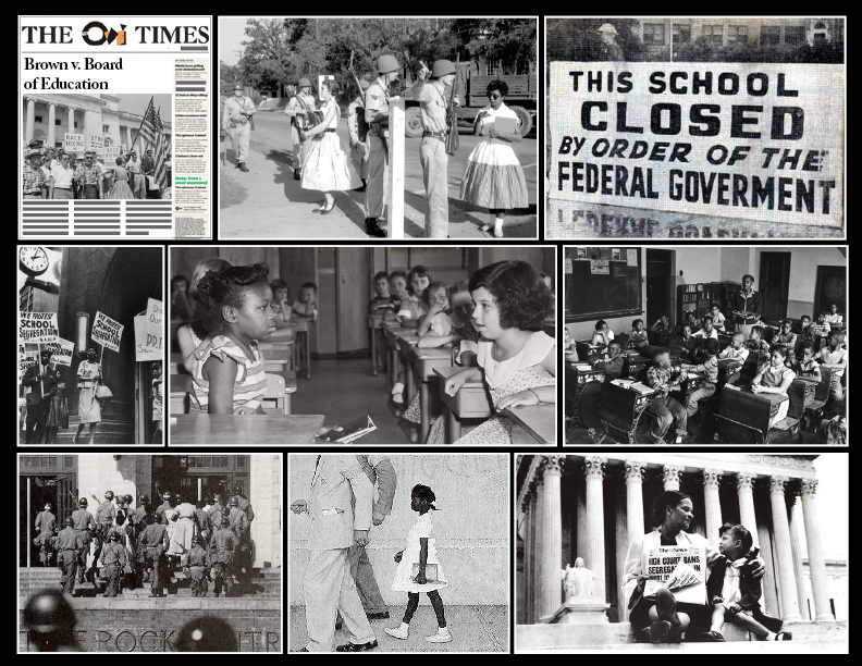 Brown vs. Board of Education - civil-rights-movement-7 ...