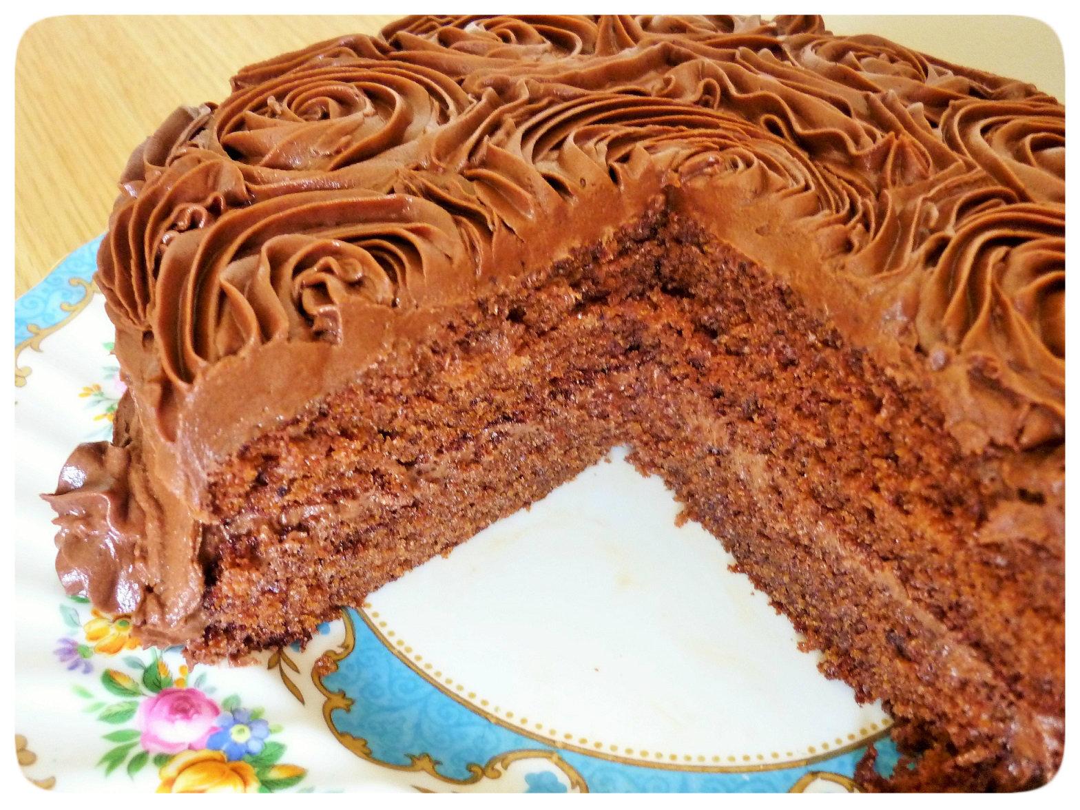 Chocolate Buttercream Icing Recipe For Cake Decorating