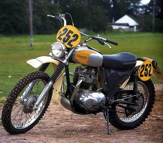 1972 Kawasaki Enduro 250