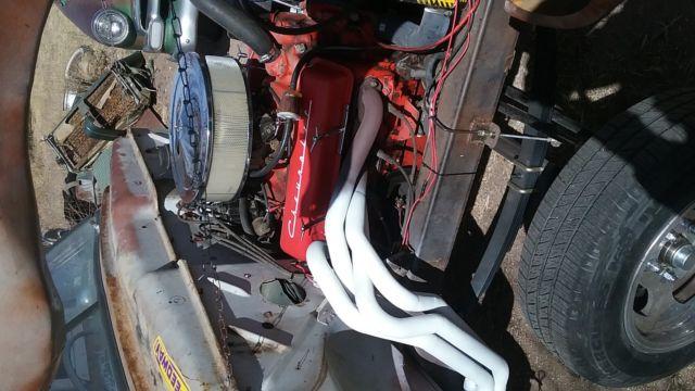 Axle Rat Front Complete Rod