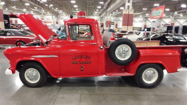 Fire Truck Gmc Volunteer