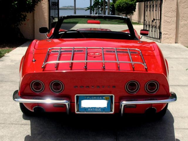 1968 Corvette Engine Options