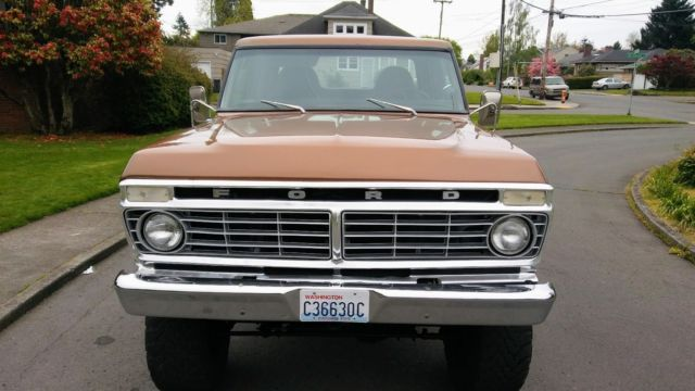 4x4 Manual Transmission 150 F Ford