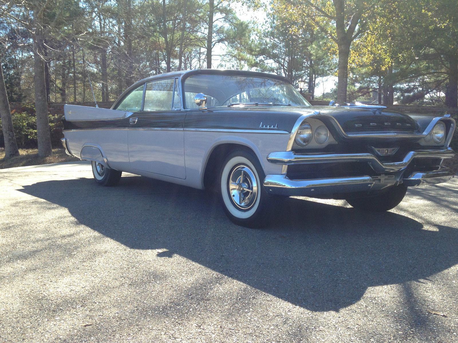 1957 Dodge Royal Lancer Coronet