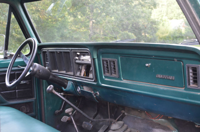 1977 Ford F150 Custom Swb Stepside 4x4 Pickup Truck For Sale In Eads Tennessee United States