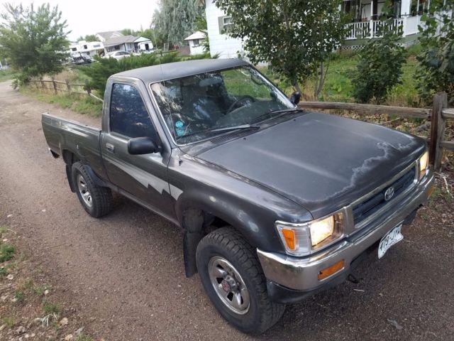 Clean First Gen Toyota 4x4