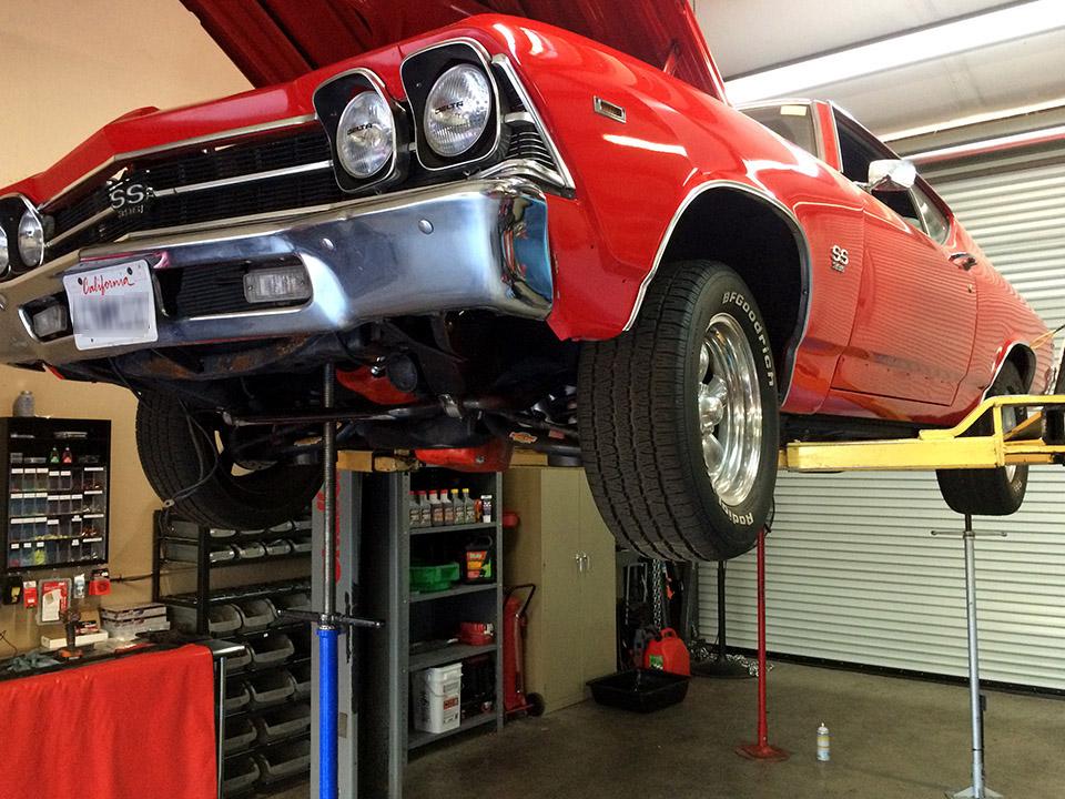 Sacramento Classic Car Restoration And Service Classic