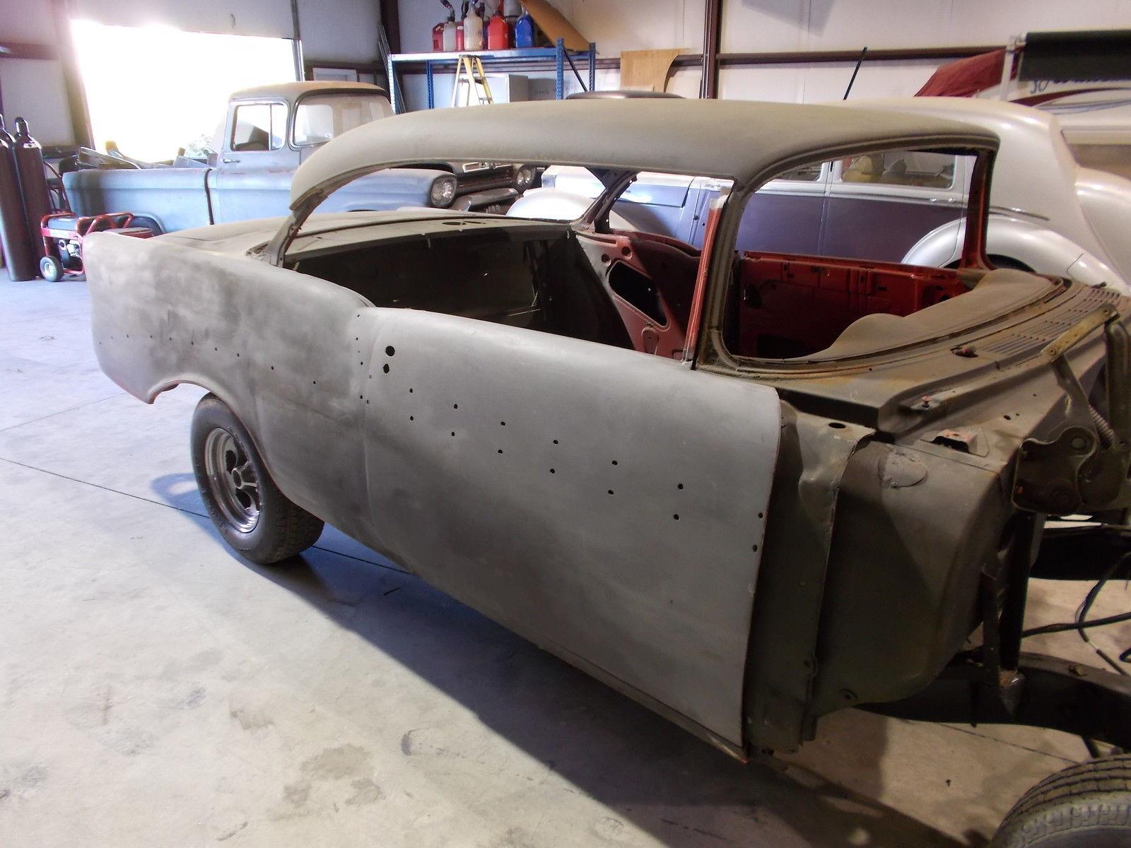1956 Parts Bel Air