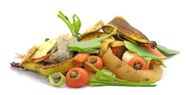Овощные очистки