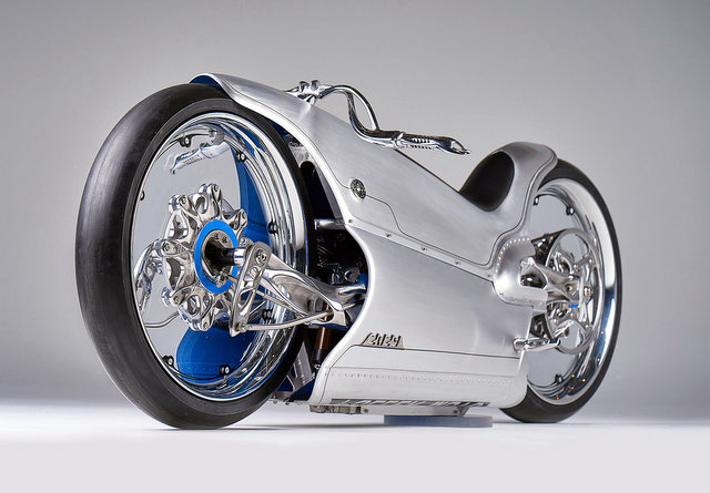 Fuller Motor 2029 electric motorcycle