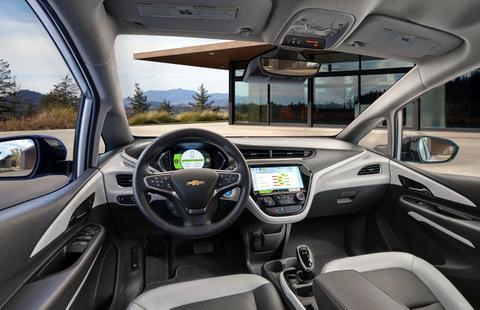 2020 Chevrolet Bolt EV