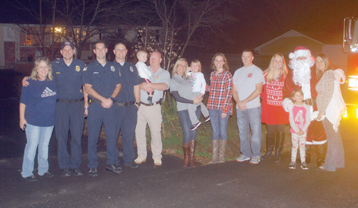 Fire-Rescue takes time for family and Christmas | The ...