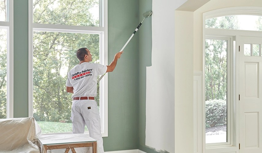 Clifton Painters 201 489 2100   Best Professional Interior and     CertaPro Painters     of Clifton  NJ