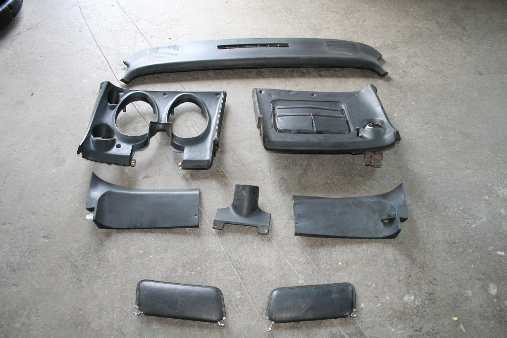 Corvette Interior Parts