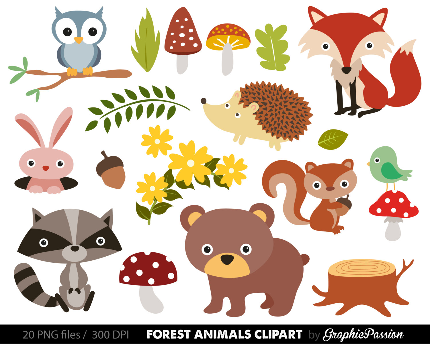 Free Woodland Cliparts, Download Free Clip Art, Free Clip ...