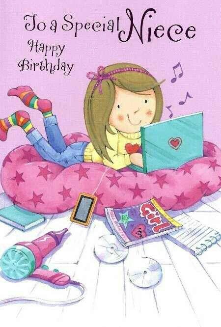 Niece Images Birthday Happy