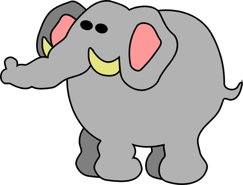 Octopus Cartoon Elephant