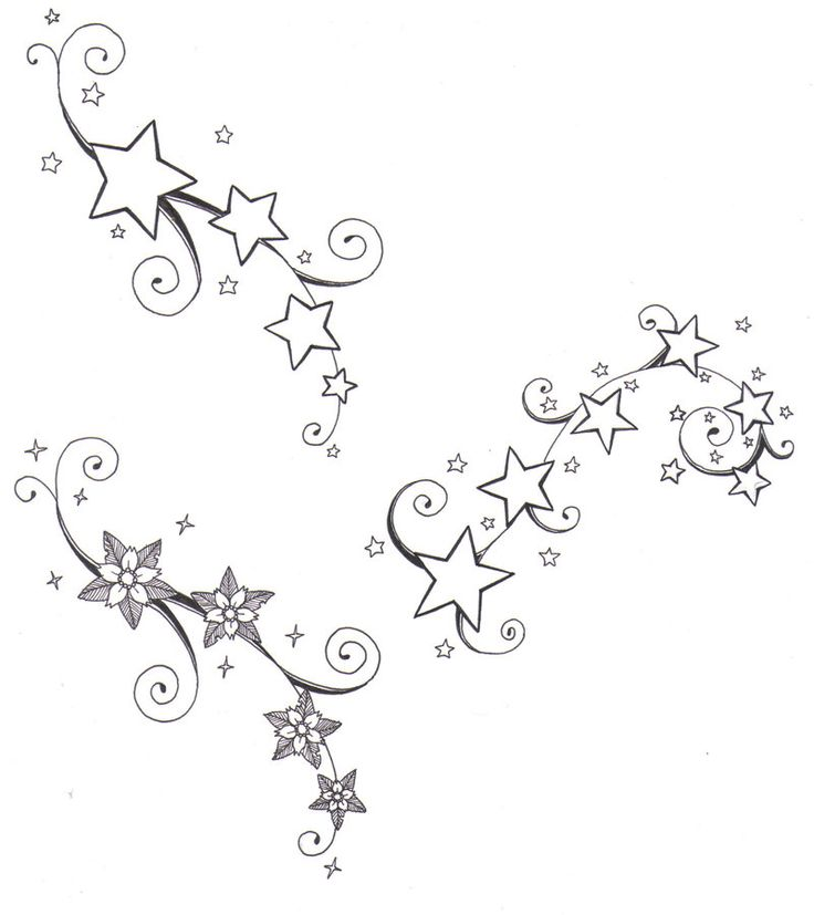 Jellyfish Flash Tattoos
