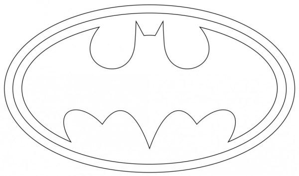 printable batman coloring pages # 16
