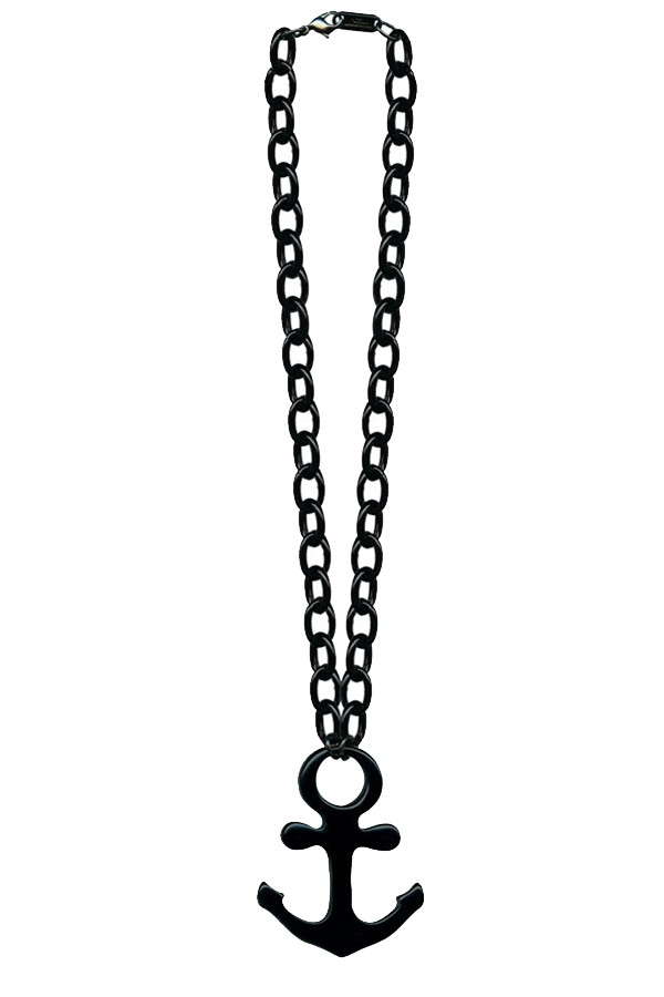 Cool Drawing Chain Necklace