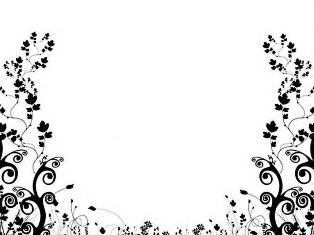 Tumblr Putih Hitam Wallpaper