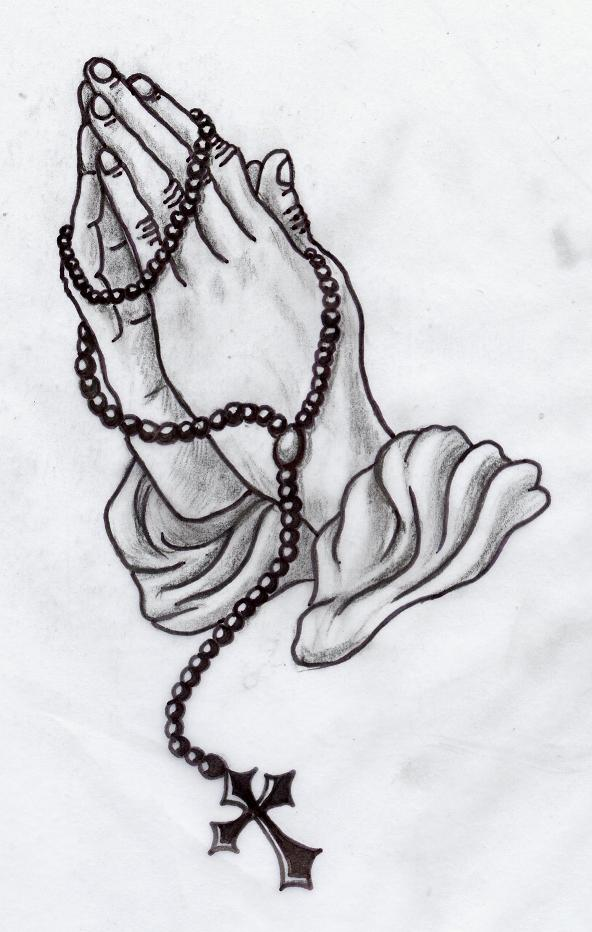 Praying Hands Transparent