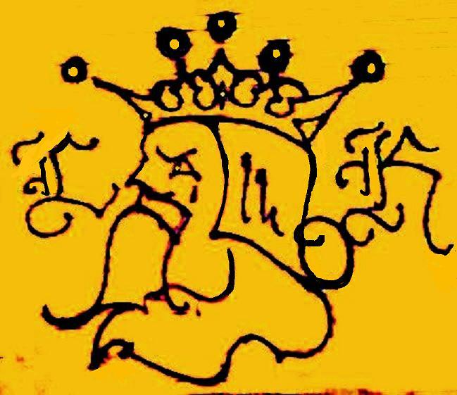 Latin Kings Gang Cartoon
