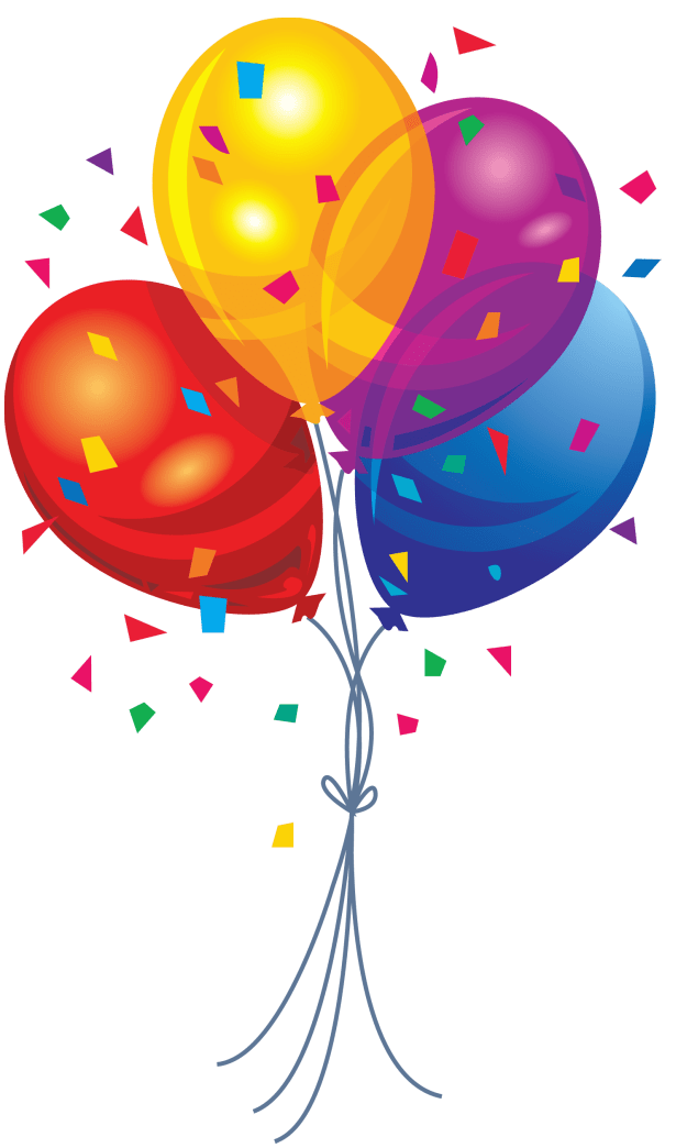 Free Party Balloons Clipart Download Free Clip Art Free