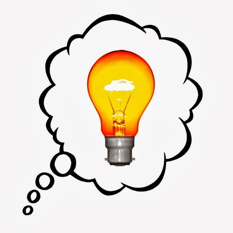 Christmas Light Bulb Template