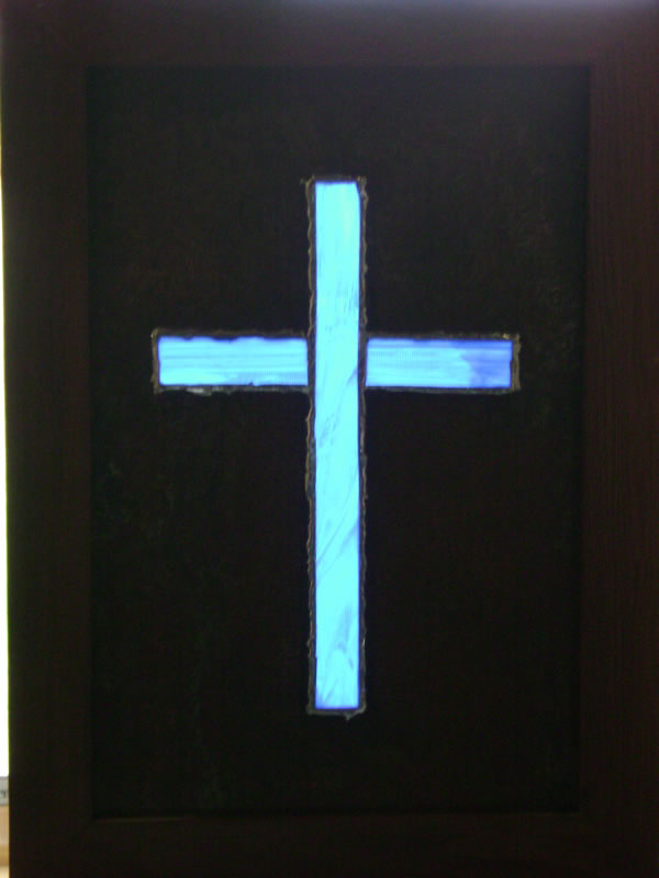 Black Hills Gold Cross Pendant