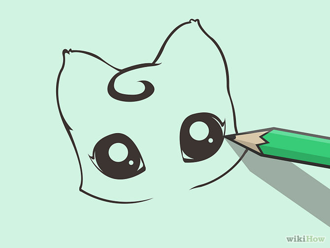 Free How To Draw An Anime Cat, Download Free Clip Art ...