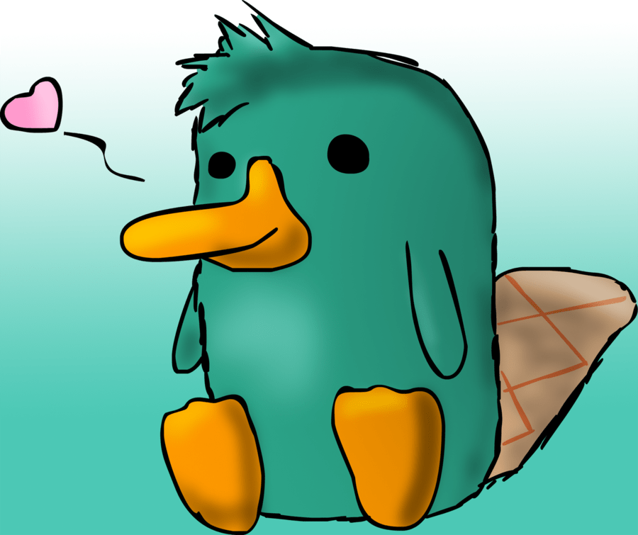 Baby Perry Platypus Coloring Pages