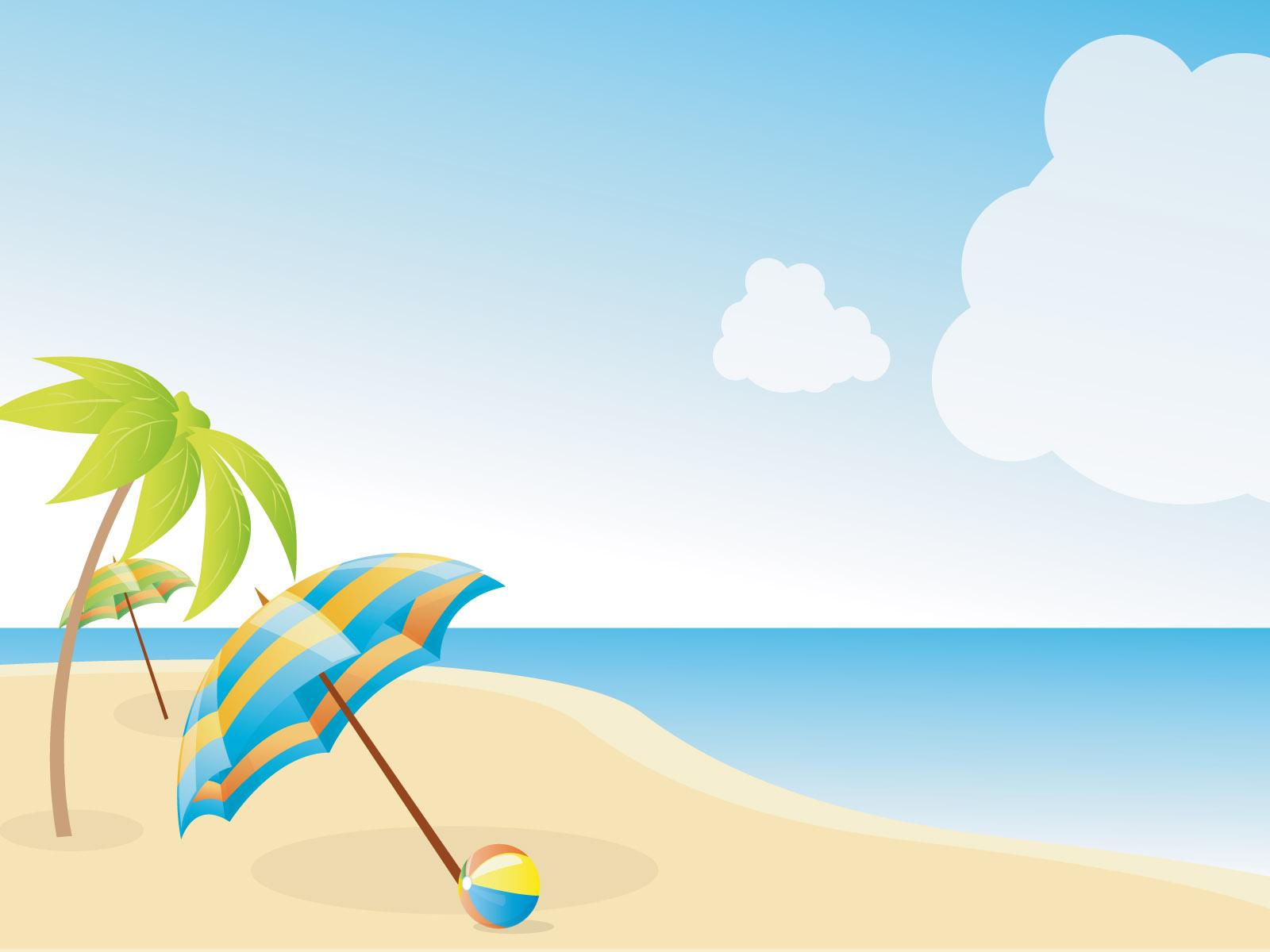 Summer Vacation Clip Art Clip Art