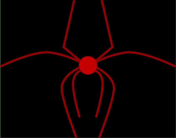 Evolution Spider Logo Man
