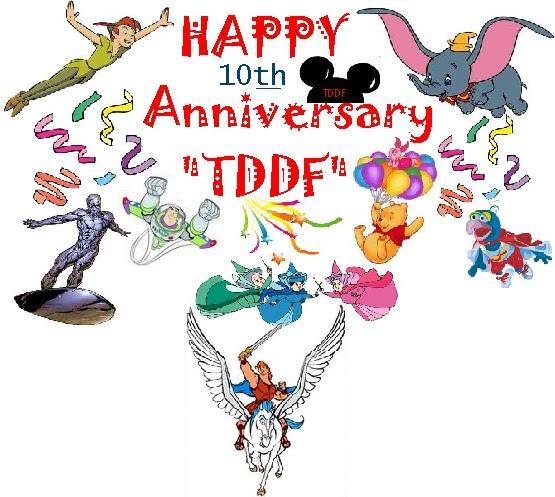 10 Year Anniversary Clip Art