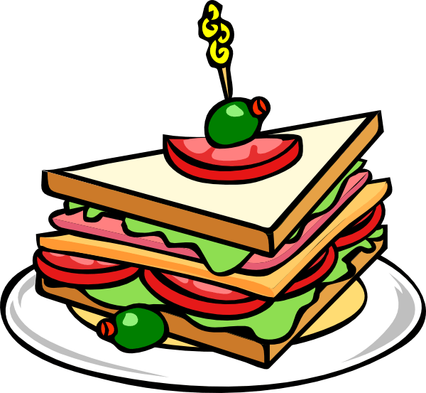 Labor Day Picnic Clip Art