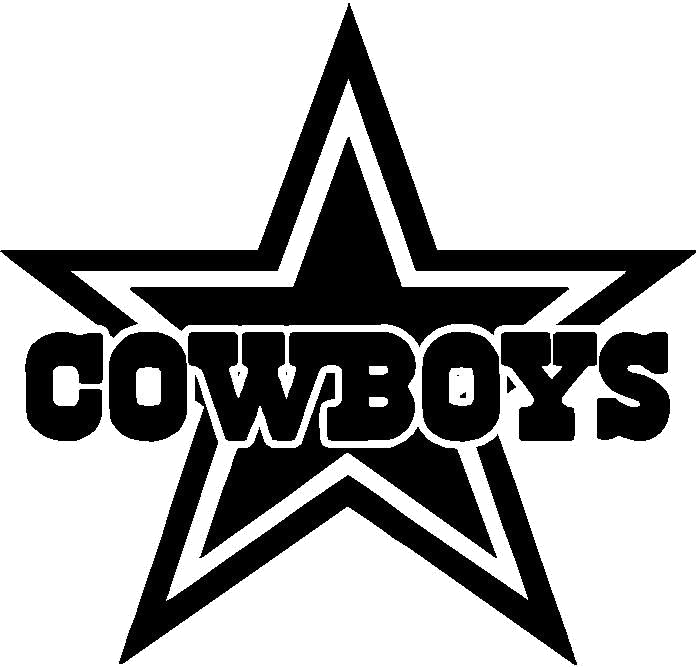 Vector Cowboys Punisher Dallas